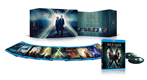 X-Files Season 1 to 10 Collection bluray