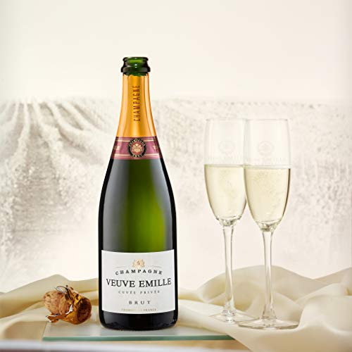 Veuve Emille Champagne Brut (1 x 0.75 l) - 3