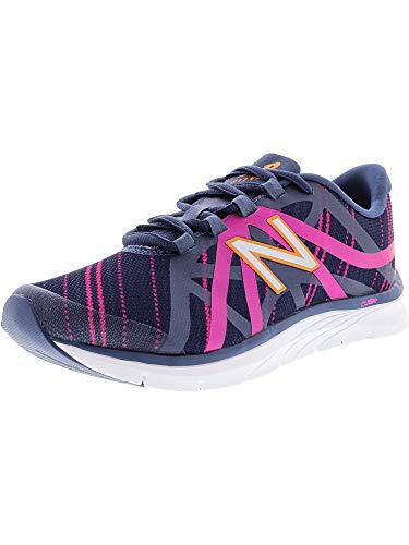 New Balance Damen Wx811 V2 Laufschuhe Fitnessschuh Dunkelblau - Pink 37,5