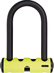 Abus Mini Round Shackle U Lock