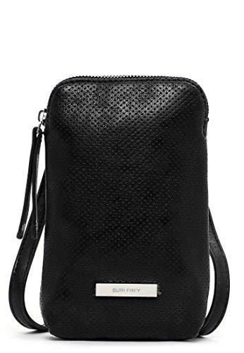 SURI FREY Handyetui Franzy 12858 Damen Handtaschen Uni black 100 One Size