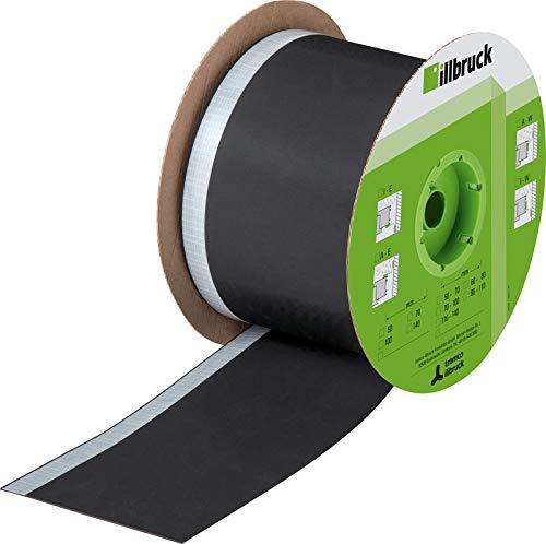 illbruck ME220 EPDM-Folie 300x1,2 mm, 1 Selbstklebestreifen, 1 Meter im Zuschnitt, durch Online-Fenster-Kaufen