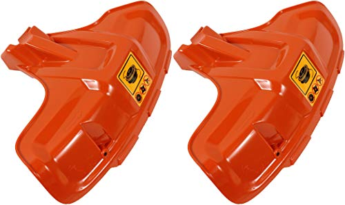 Husqvarna 2 Pk 588543701 Trimmer Guard Kit for 223L 322L 323L 324LX 325LXT 326L