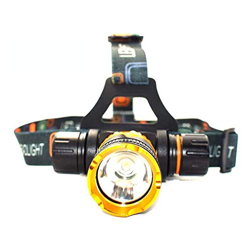 yywl LED Frontale Torches Xm-l T6 Underwater Diving Headlight 3800lm 5 Modes LED Headlamp Waterproof Dive Head Light Torch Chargeur