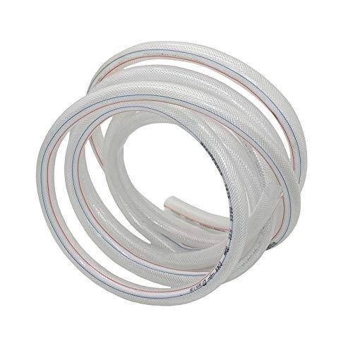 No Logo HXIANG 3/4 inch tuinslang 3/4 inch rekbaar flexibele tuinslang waswater autowaspistool irrigatieslang 5m