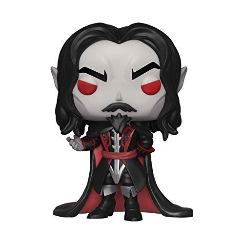Funko- Pop Vinilo: Castlevania: Vlad Dracula Tepes Figura Coleccionable, Multicolor, One-Size (38550)