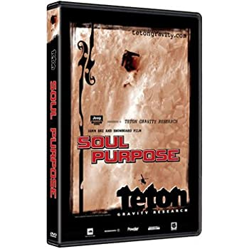 DVD Soul Purpose DVD Book