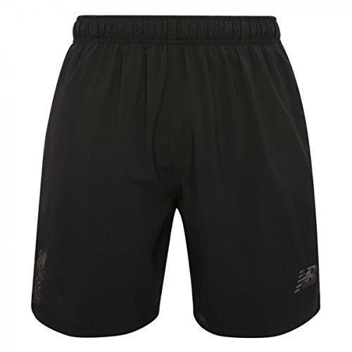 New Balance Liverpool Woven Training Shorts - Black (S)