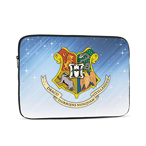 Lindseycc Hog_Warts_Harry_Potter Laptop Sleeve Case Computer Bags Tablet Portable Carrying Briefcase