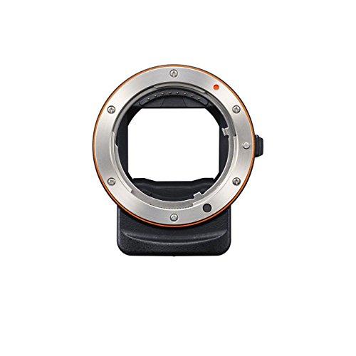 Sony LAEA3 - Adaptador para Objetivos de cámaras (35 mm), Negro