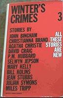 Winter's Crimes: No. 3 0333128710 Book Cover
