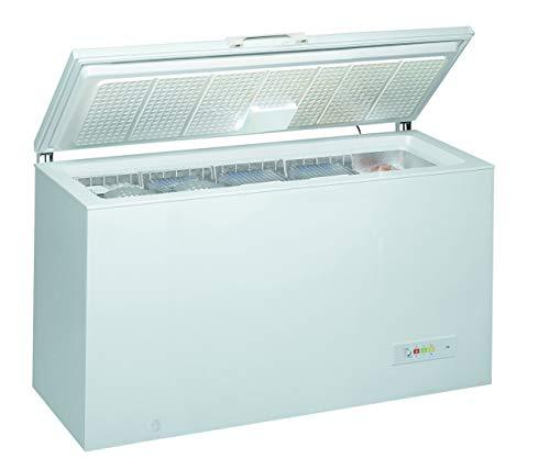 Privileg PFH 706 A++2 Gefriertruhe/A++ / Nutzinhalt 390 L /250 kWh Strom/Jahr / 42 dB/Cool or Freeze/Supergefrierfunktion/Door Balance/Innenbeleuchtung/Kindersicherung