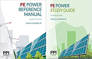 Ppi Pe Power Reference Manual & Pe Power Study Guide, 4th Edition - Two Essentials for Success on the Ncees PE Exam