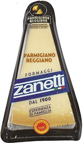 ザネッティ パルミジャーノ・レッジャーノポーション 200g×2個セット ハードチーズ ムラカワ