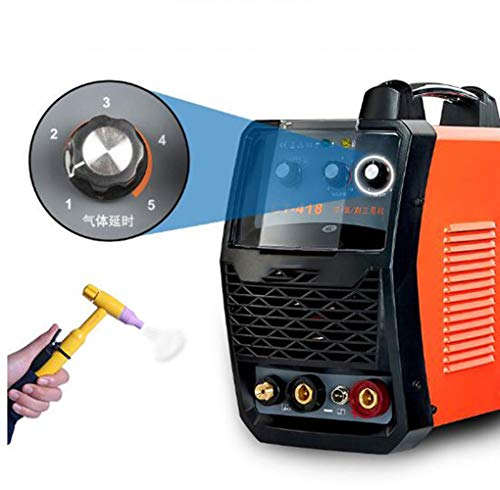 SHIJING 3 IN 1-418 lasapparaat digitale display pruik/MMA/AC 220 V plasma snijder laser & amp accessoires 50/60 Hz