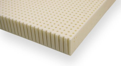Ultimate Dreams Full 3' Talalay Latex Medium Mattress Topper