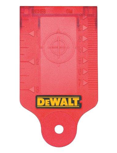 DEWALT Laser Target Card For Rotary...