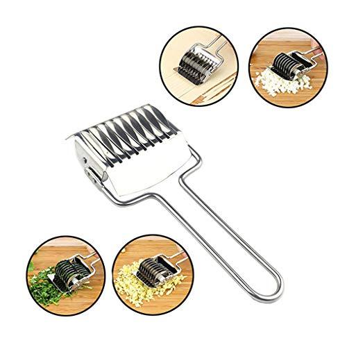 Nudel-Schneider Manuelle Pasta Maschine, Edelstahl Nudelgitter Rollenpresse Teigschneider Pasta Spaghetti Maker Für Küche Kochwerkzeug