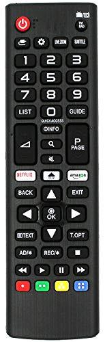 Ersatz Fernbedienung for LG AKB75375608 Meisten LG 2018 Smart TV