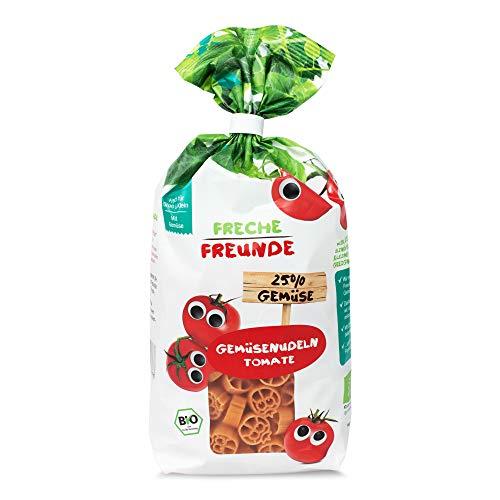Freche Freunde Bio Gemüse-Nudeln