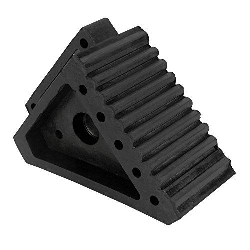 Performance Tool W41001 All Weather, Oil Resistant Solid Rubber Wheel Chock