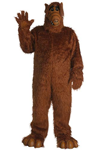Alf Fancy Dress Costume X-Large