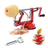 Sythers 3-in-1 Apple/Potato Peeler Corer Stainless Steel Hand-cranking...
