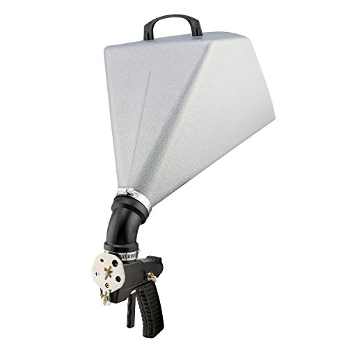 NEIKO 31228A Air Paint Texture Drywall Spray Gun Kit | 8 Piece | 1 ¾ Gallon Hopper Capacity