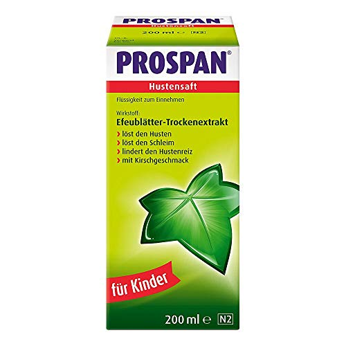 Prospan Hustensaft, 200 ml