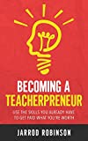 Becoming a Teacherpreneur