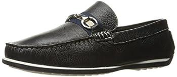 Giorgio Brutini Men s 479071 Slip-On Loafer Black 8.5