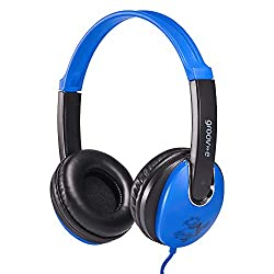 POWERFUL AUDIO SOUND - These Kidz on-ear headphones provide a rich, clear and powerful sound guaranteed to turn any kid into a DJ superstar - The rich acoustics are perfect for enjoying listening to your favourite music or even practising your Djing ...