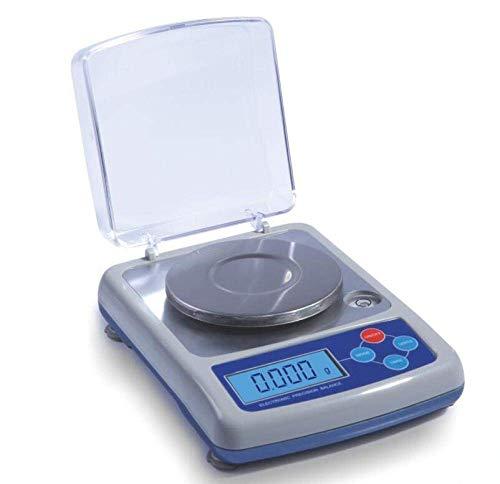 DYB Balanza de precisión Digital Balanza de precisión electrónica Balanza de joyería LCD Balanza analítica de Laboratorio 50G / 100G 0.001G-50G-1Mg