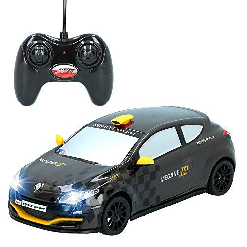 ColorBaby - Coche rc escala 1:20 Renault Megane Sport N4 CBtoys (46279)