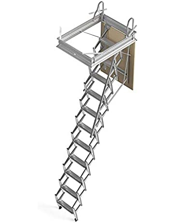 Escaleras para áticos | Amazon.es