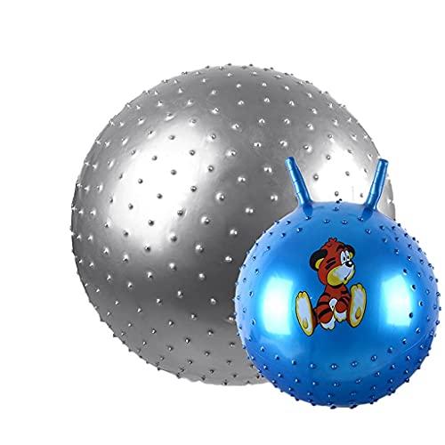 Bola de Yoga de educación temprana para bebés, Bola de Entrenamiento de integración sensorial a Prueba de explosiones, Bola de Equilibrio de Entrenamiento para bebés