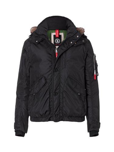 Bogner Fire + Ice Herren Jacke Tino-D, black, 50, 3433-4479