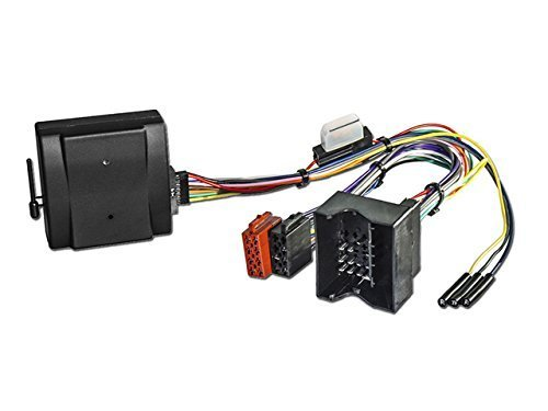 Watermark Vertriebs GmbH & Co. KG High End CAN-Bus Interface Adapter für BMW & Mini (Plug & Play) /CB-59810BM