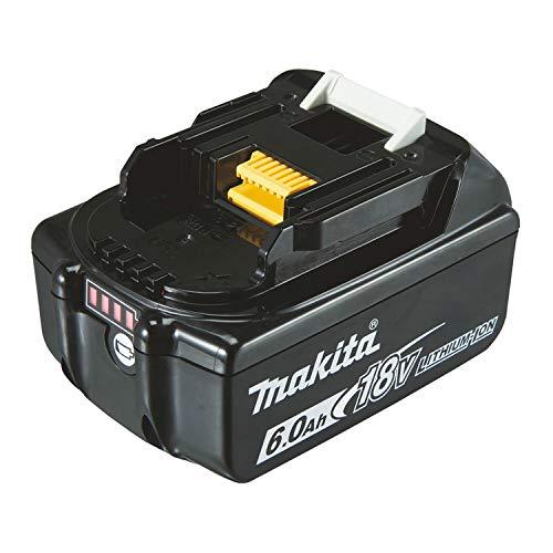 Bateria recarregável de lítio 18V 6.0 Ah - BL1860B - Makita