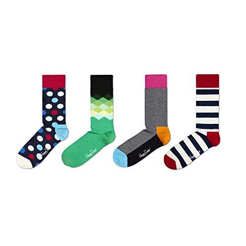 Happy Socks Sous-vêtements X-Mas Box Dot Multi