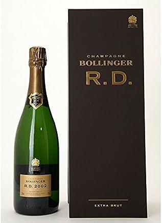 2002ボランジェ RD ギフト箱付 750ml 正規品 (シャンパーニュ)白【シャンパン コク辛口】((VABL31A2))