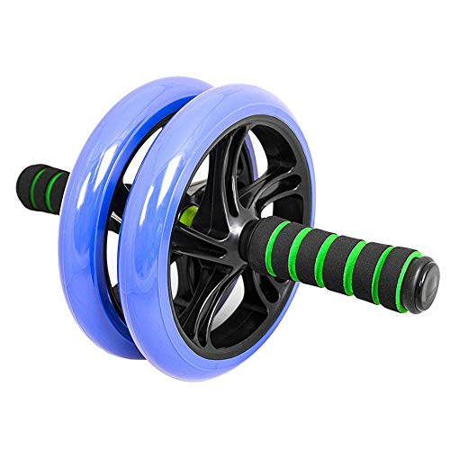 Wgwioo Abdominal Roller Exercise Wheel Body Strength Trainer Gym Fitness Machine