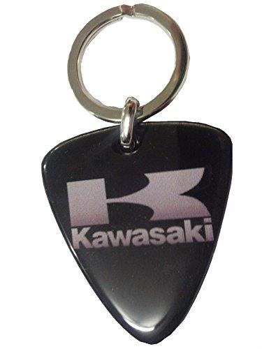 Schlüsselkette aus Harz Kawasaki
