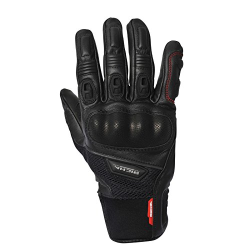 Richa Blast Herren Handschuh schwarz M - Motorradhandschuhe