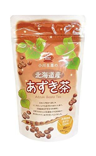 オーサワジャパン『小川生薬 北海道産あずき茶』
