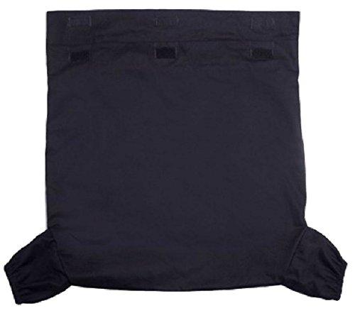 【Micopuella】 ダークバッグ チェンジバッグ ファスナー 付き 59�p×60�p 携帯簡易 暗室 セーフティバッグ
