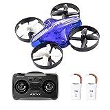 Mini Drone per Bambini e Principianti con Telecomando AT-66 Funzione di...