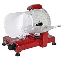 RGV AFFETTATRICE MOD 25 Special Edition Red, 140 W, Alluminio, Rosso