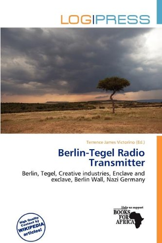 Berlin-Tegel Radio Transmitter