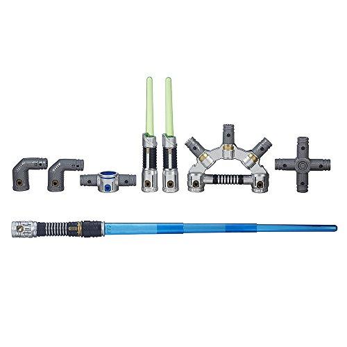Hasbro B2949EU4 - Star Wars E7 Jedi Meister Lichtschwert
